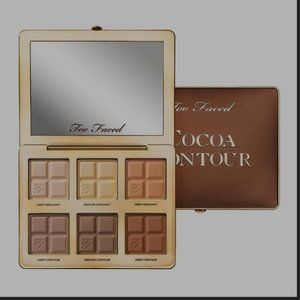 Too Faced Cocoa Contour Highlight Palette NEW!
